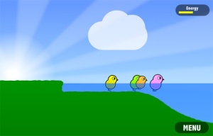 Train-duck-life