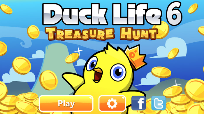 Play Duck Life Game – The Duck Is Back – How To Play ...